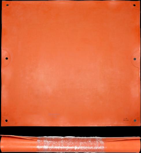 Class 4 [36Kv] 3' X 3' Utility Rubber Blanket