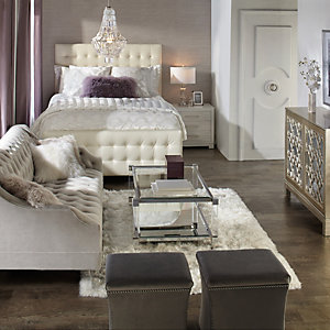 Glam Small Spaces Inspiration