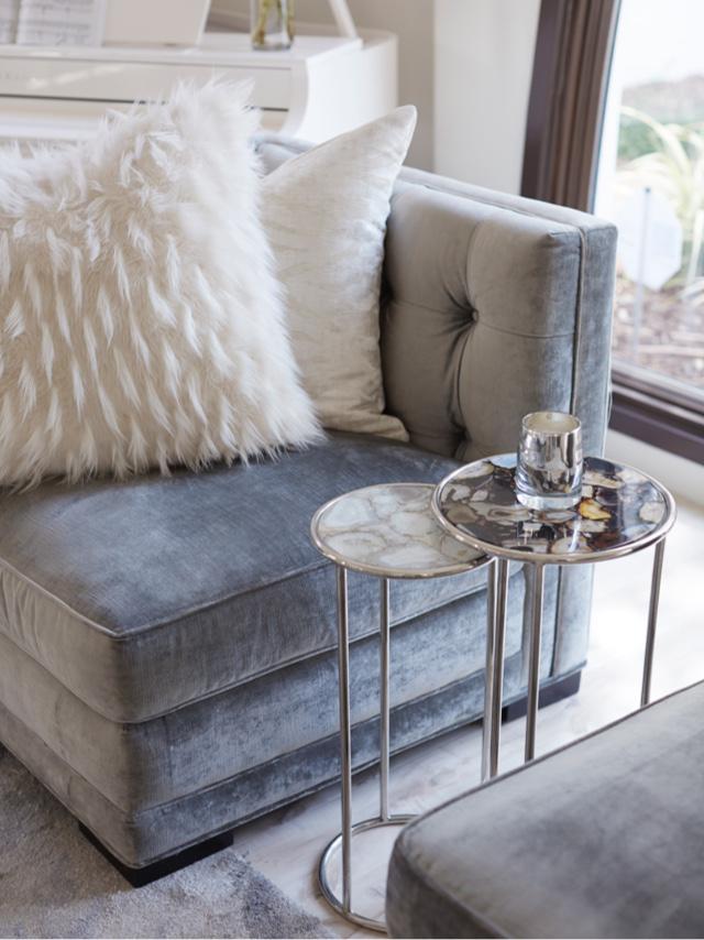 Royce Corner Chair