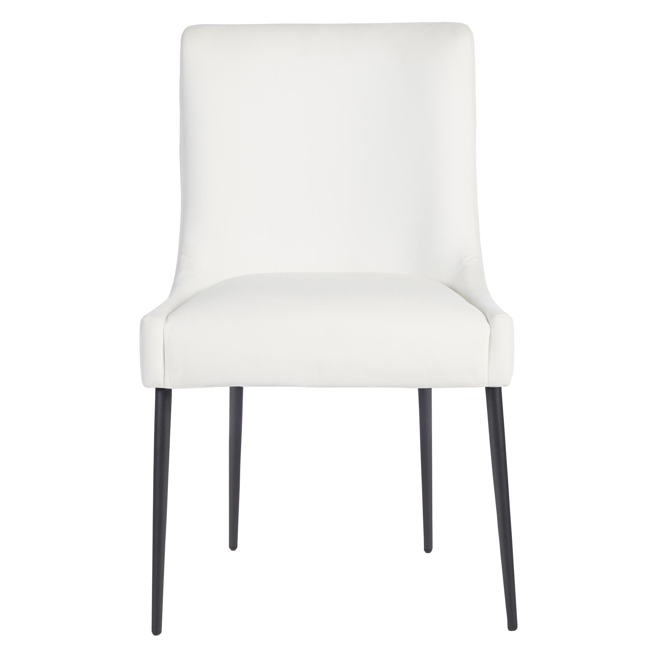 Elinor Dining Chair - Matte Black