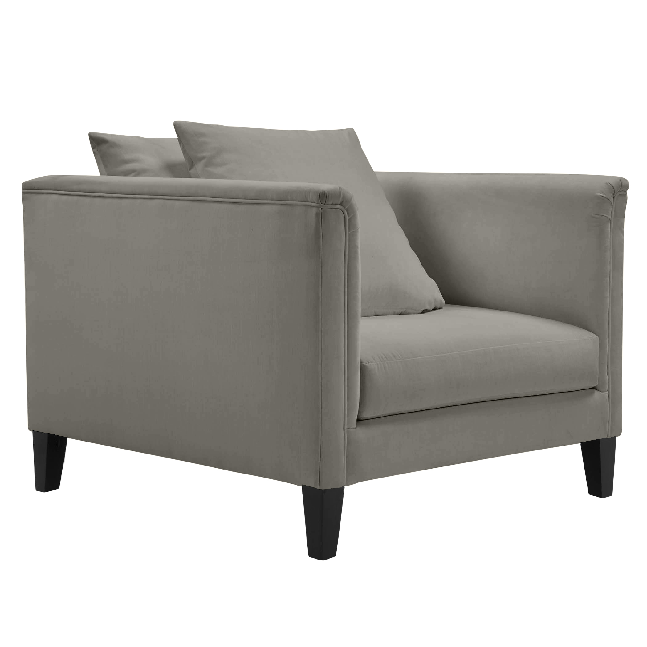 Details Soft Roll Arm Chair