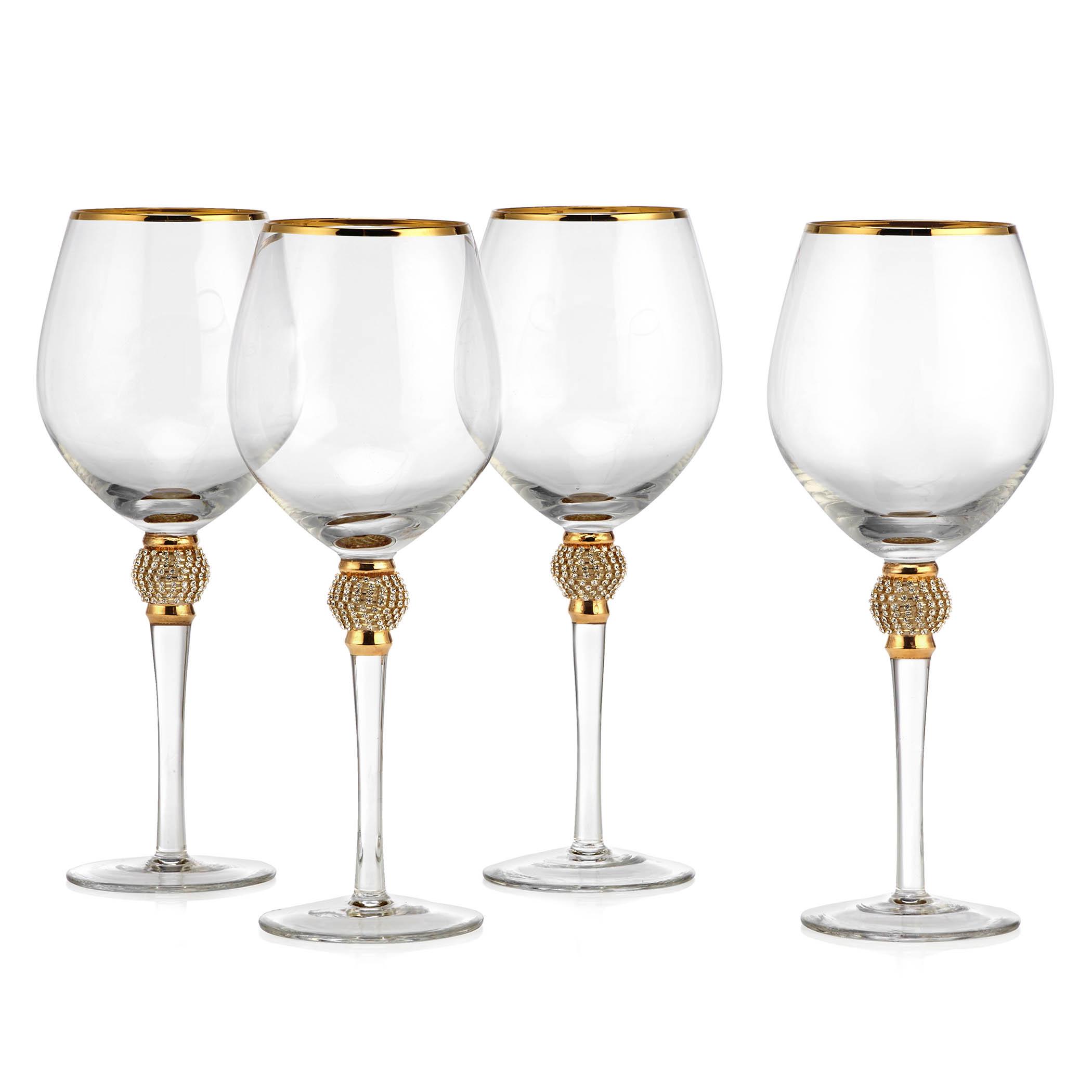 goblet - set of 4