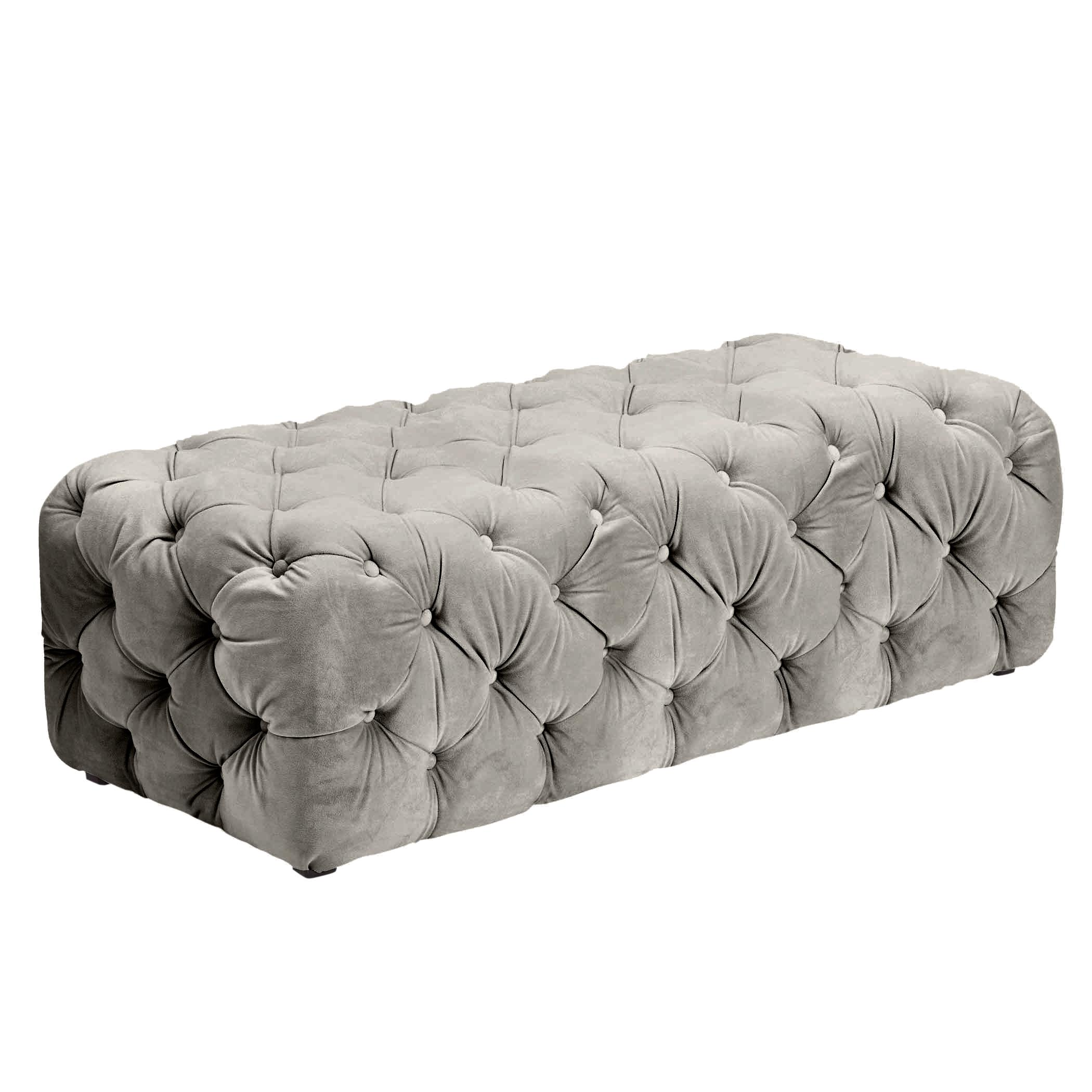 Jules Tufted Bench