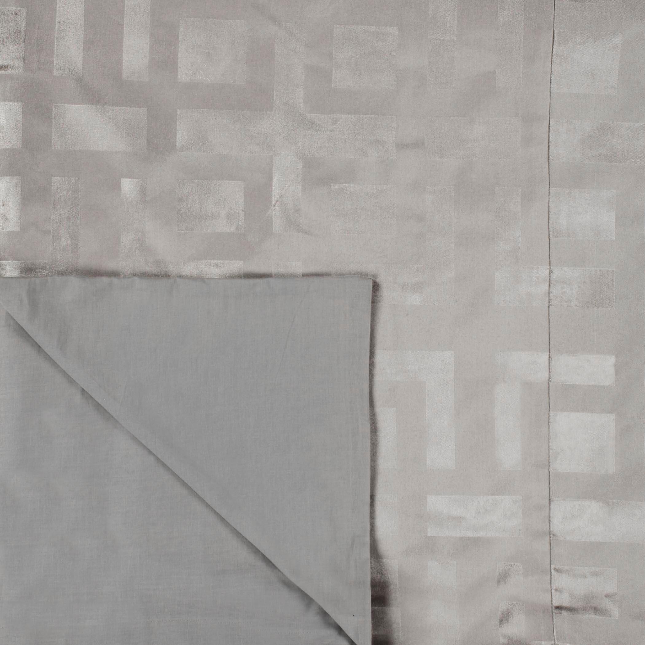 Ming Velvet Bedding - Steel
