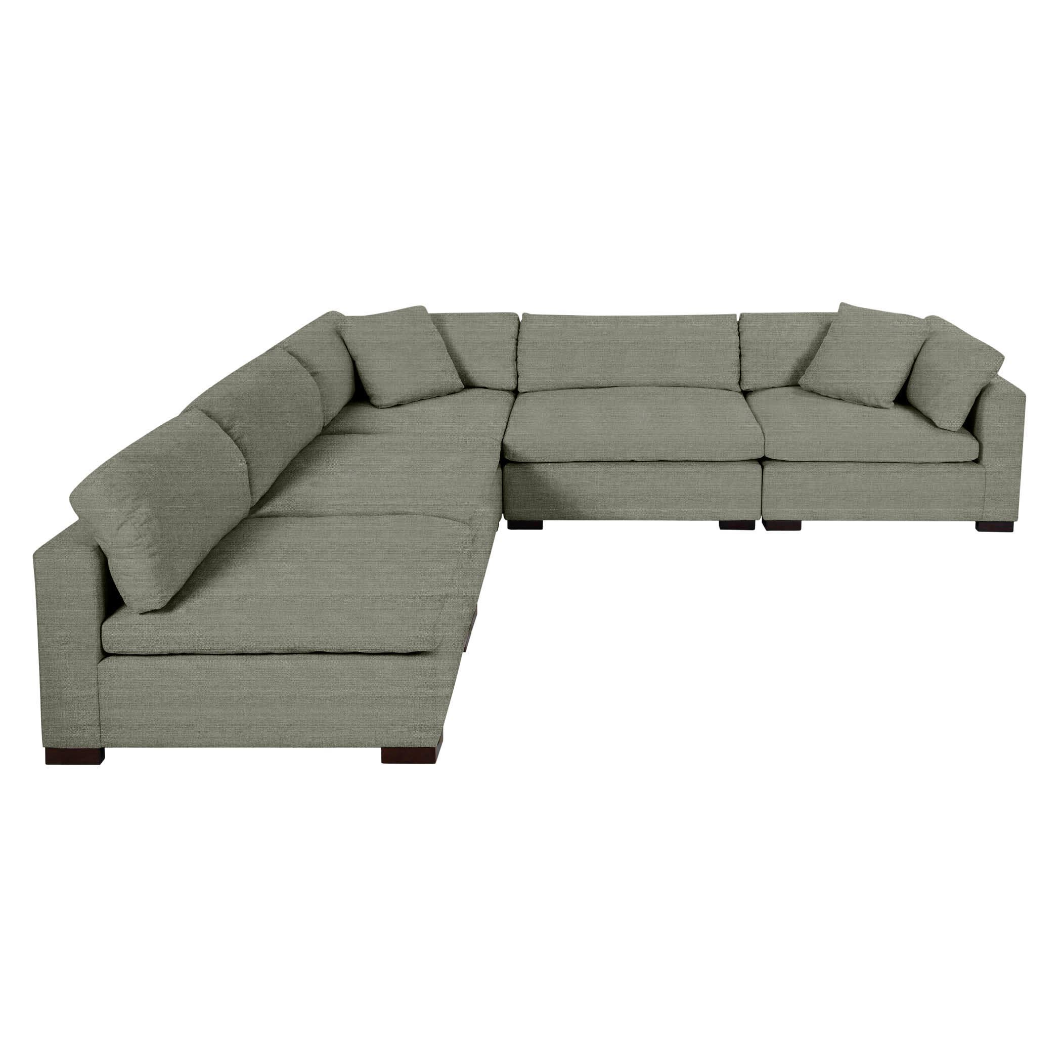 Naples Sectional - Build Your Own