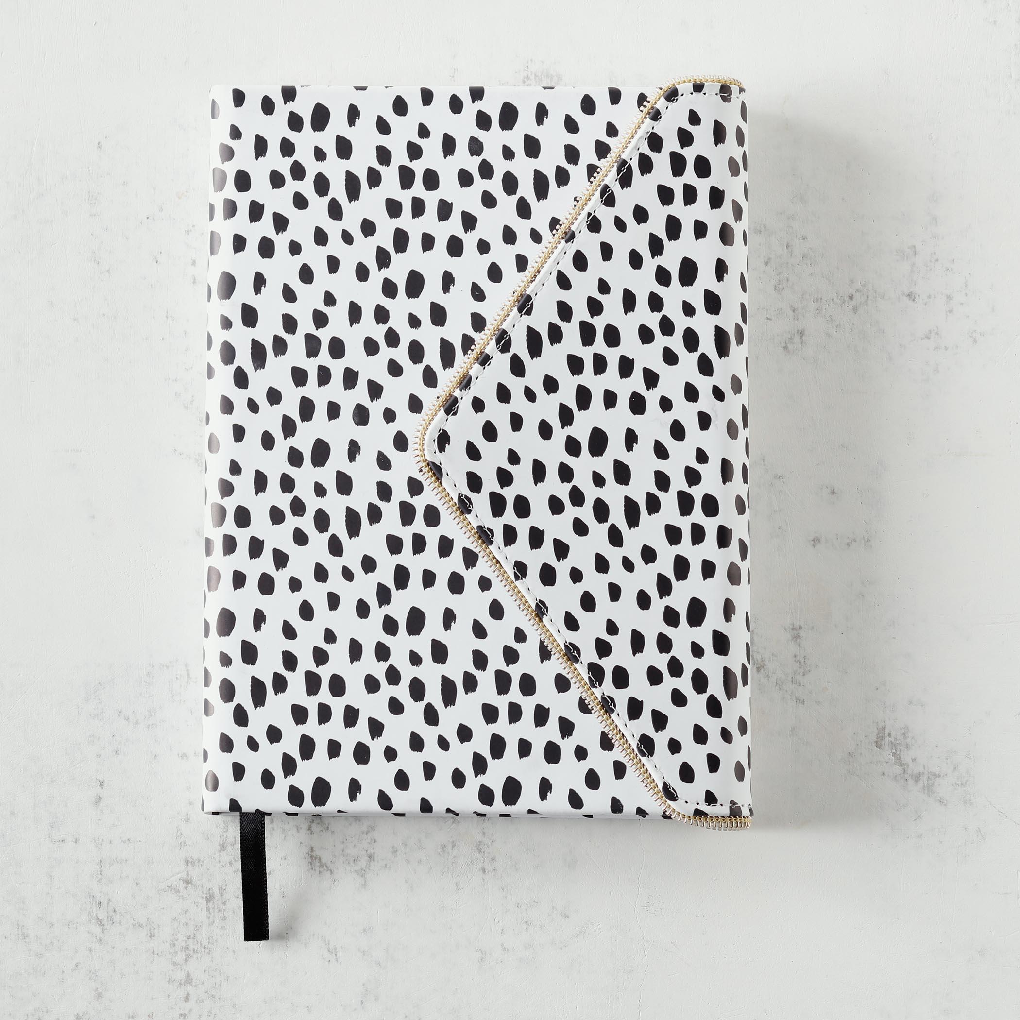 Zippered Edge Journal