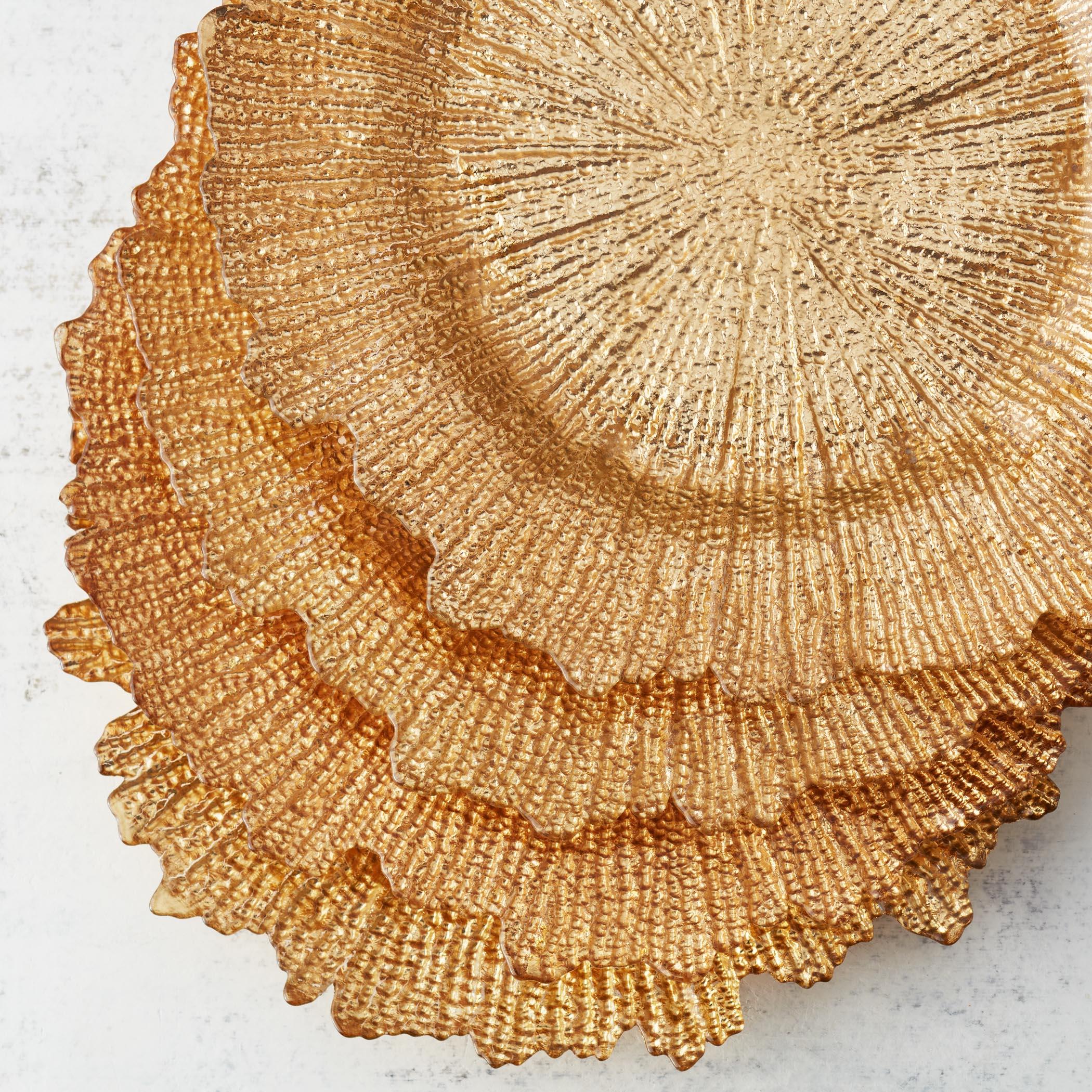 gold - set of 4