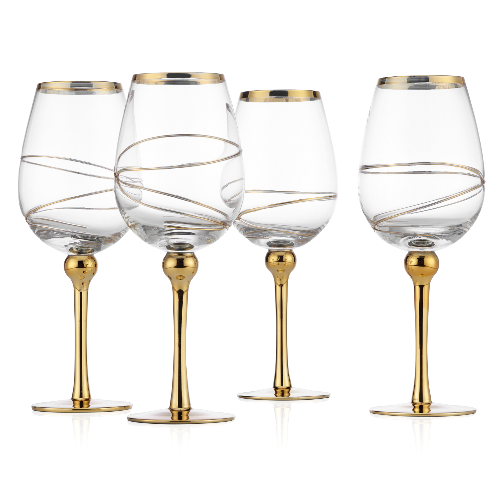 white wine - set of 4