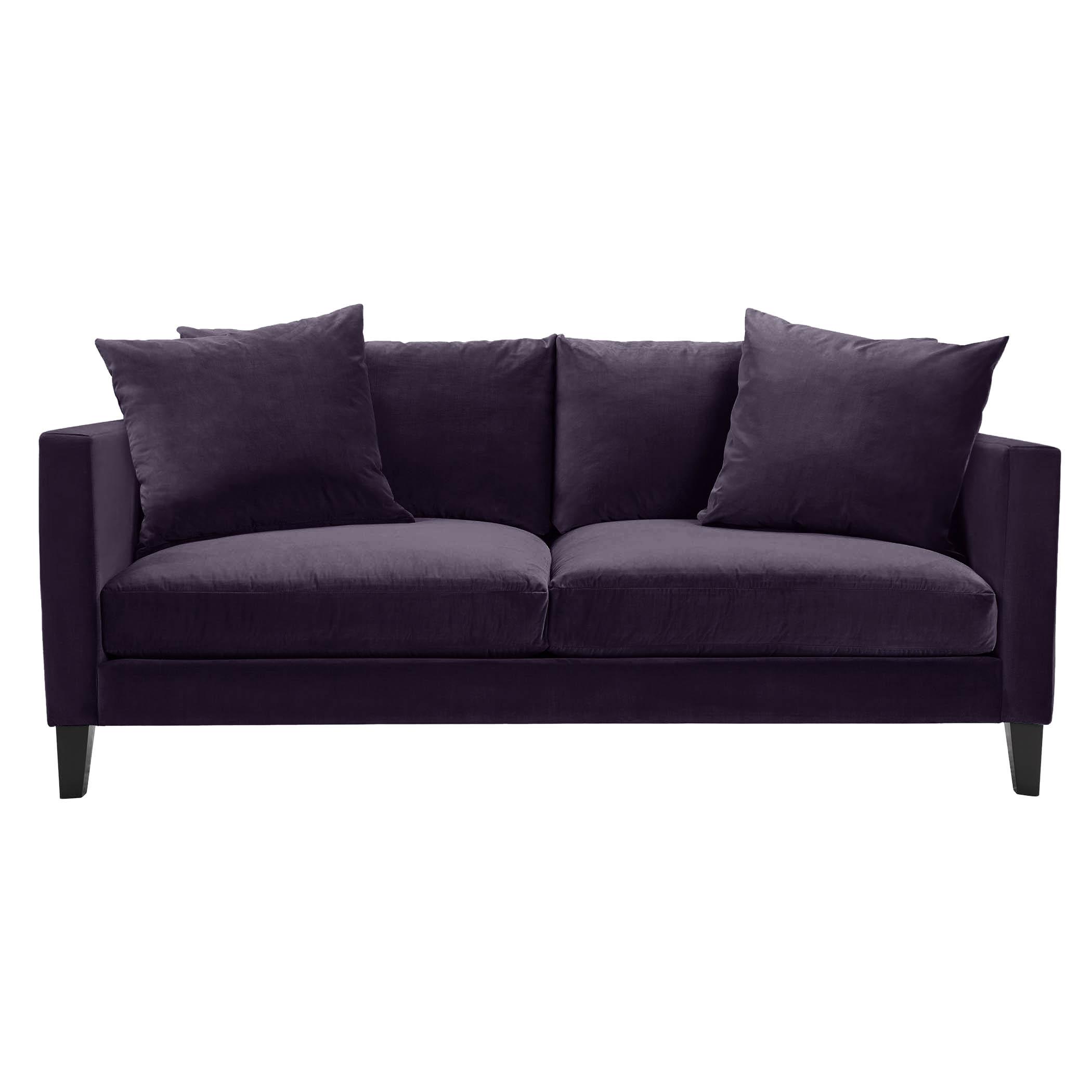 Details Track Arm Sofa