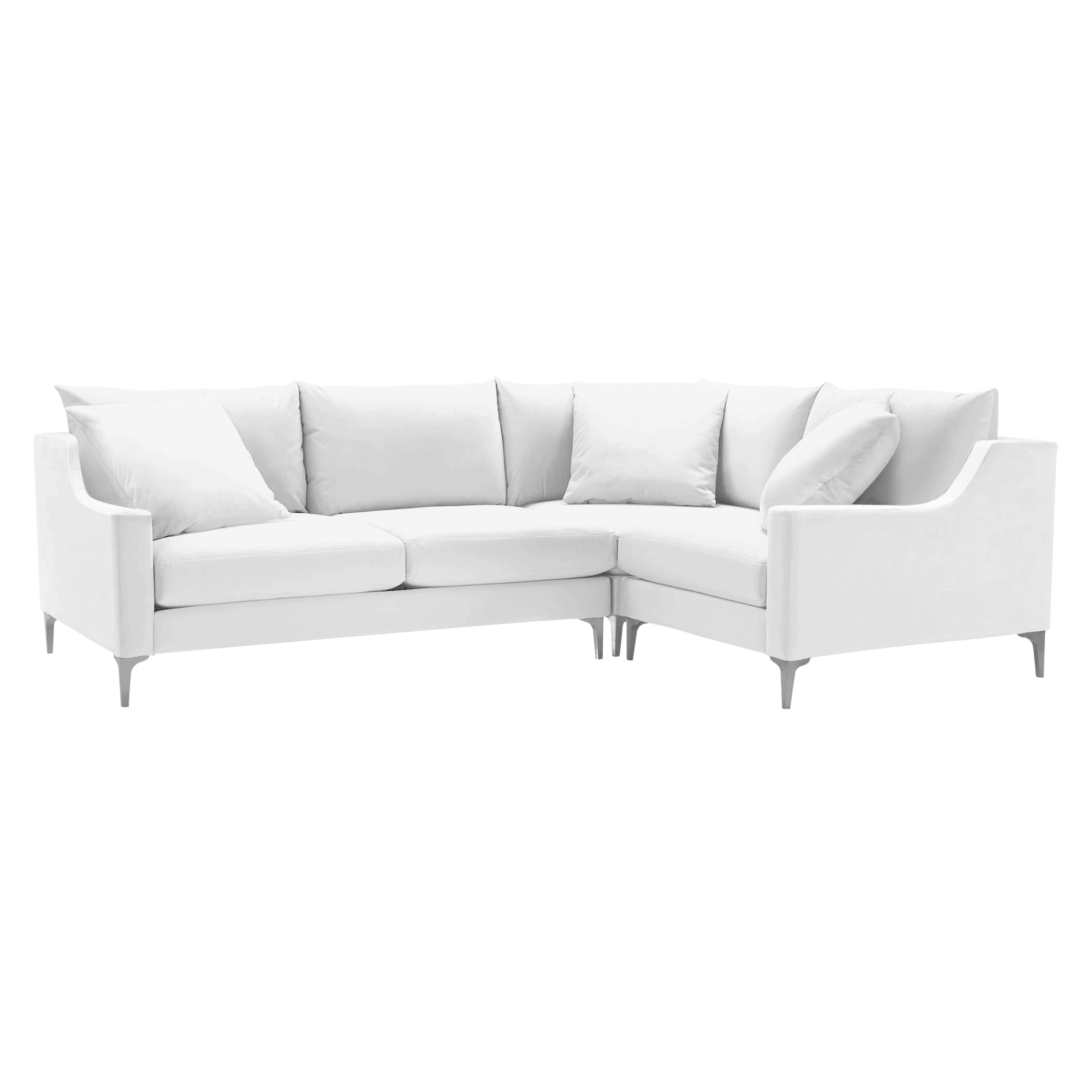 Details Slope Arm Corner Sectional