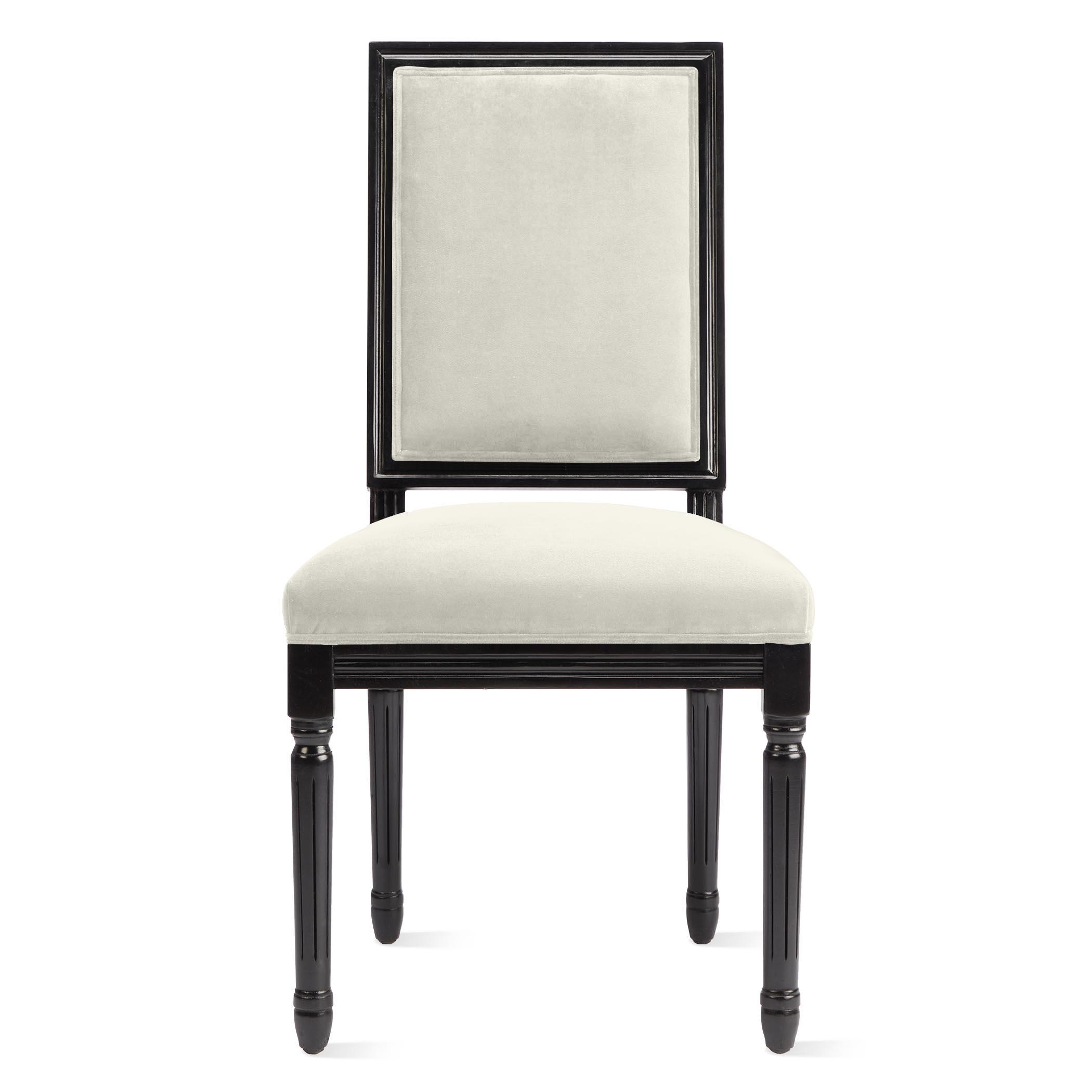 Callan Dining Chair - High Gloss Black