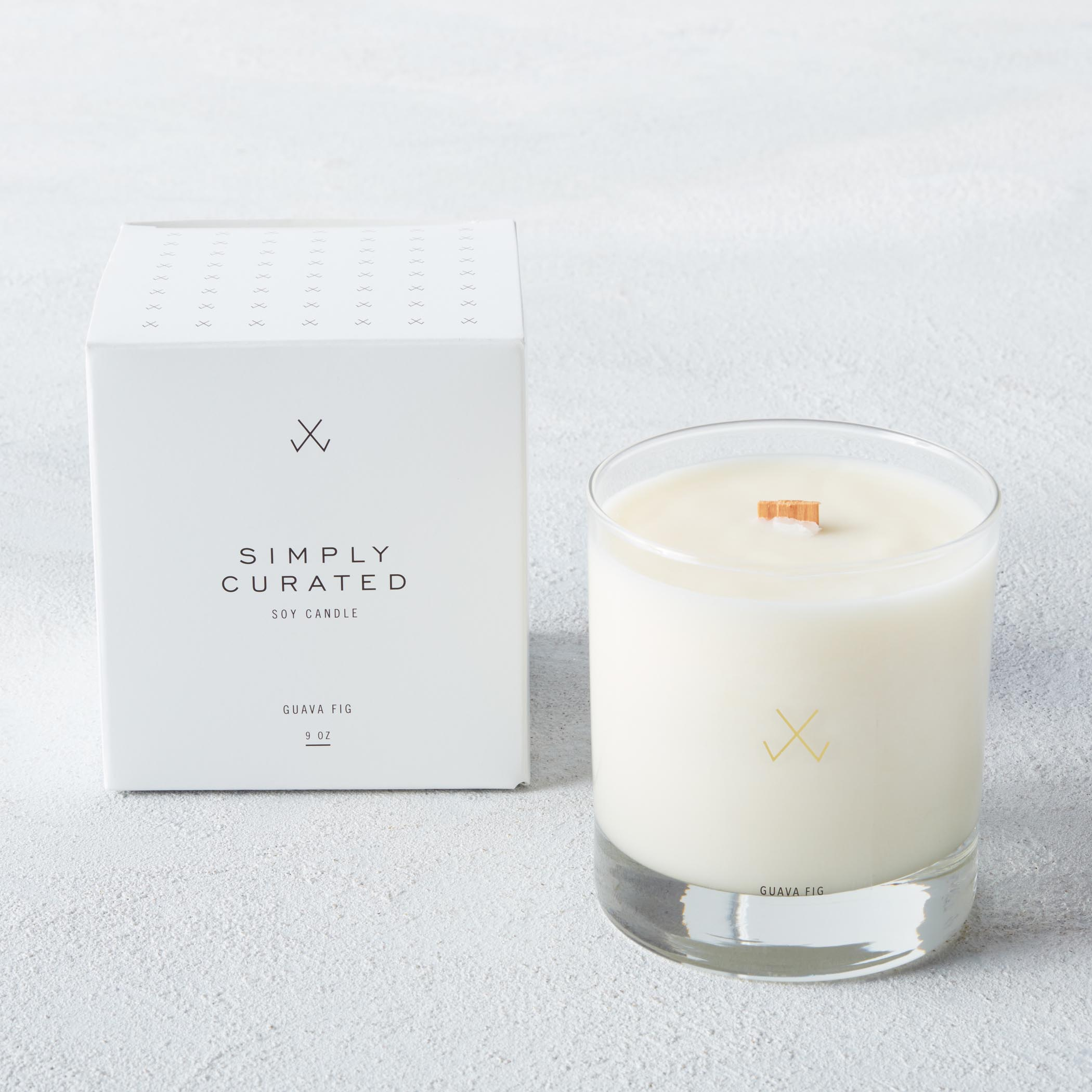 Simply Curated Candle Collection