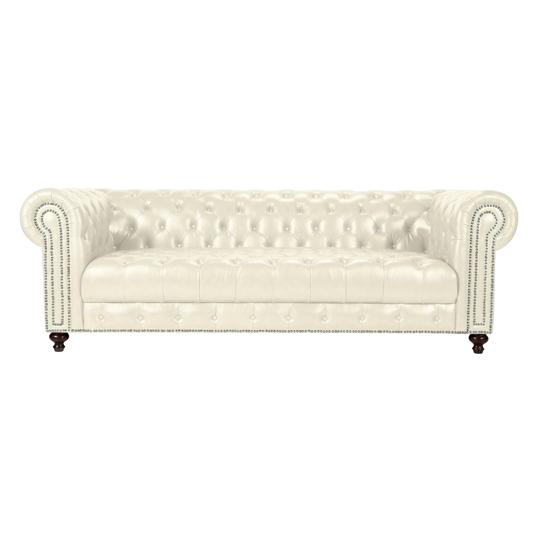Wakefield Leather Sofa