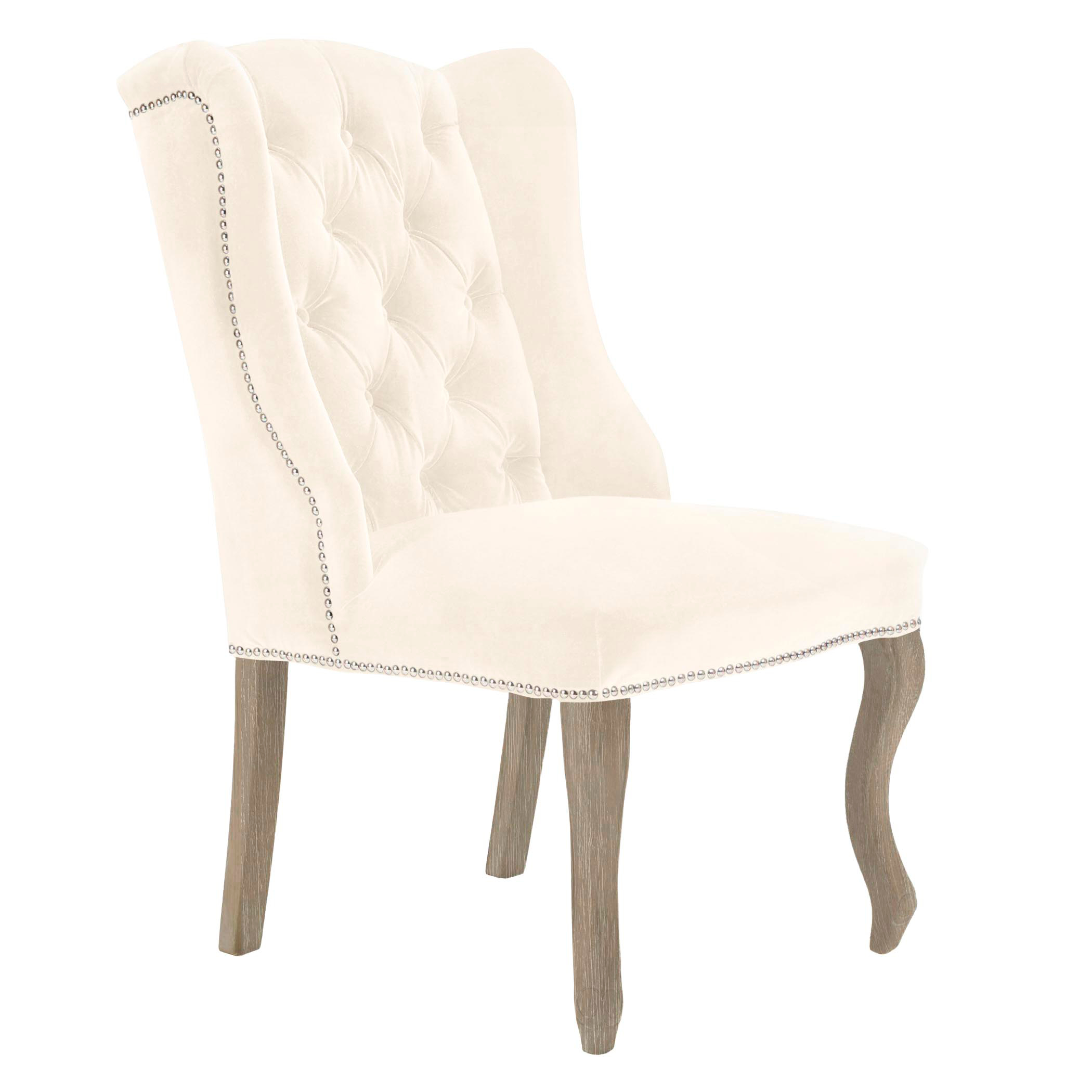 Archer Dining Chair - Natural Grey