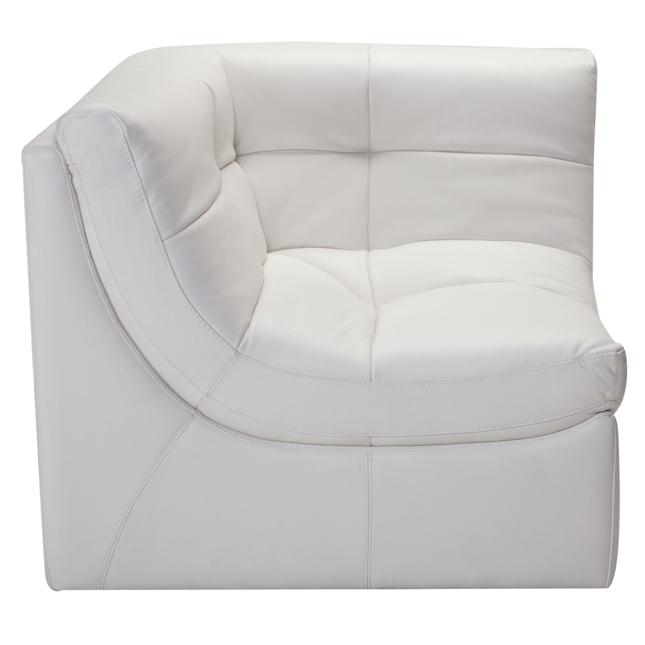 square corner chair