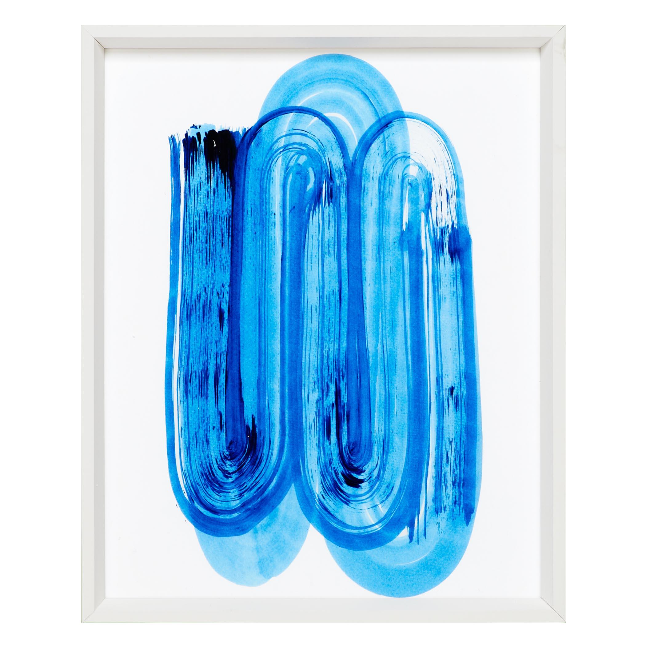 Blue Swish 4