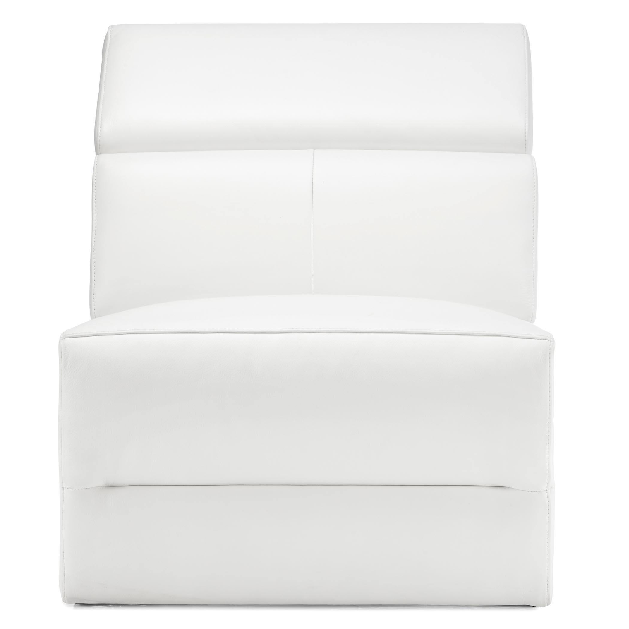 armless chair - no power