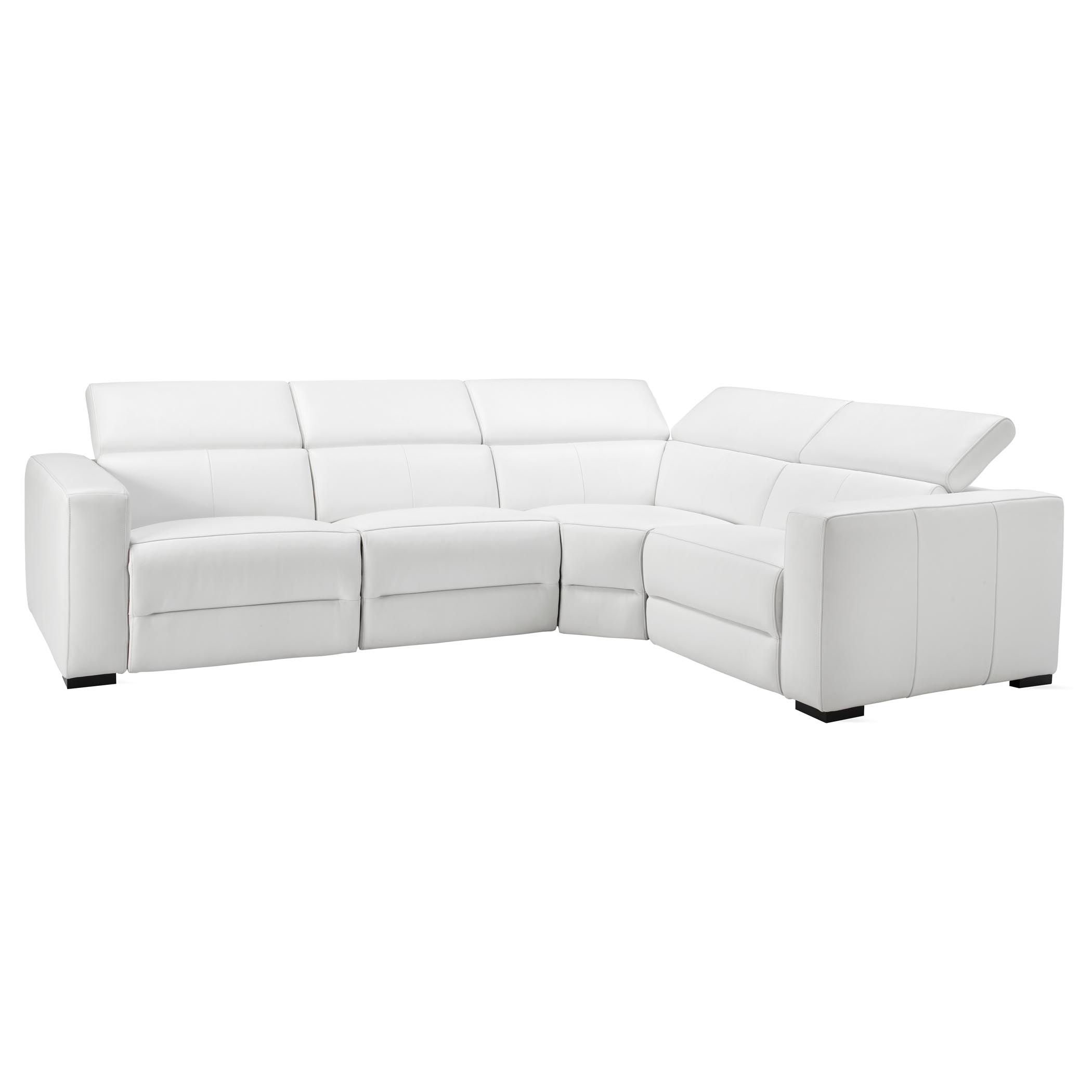 4 pc sectional - right arm facing (shown)