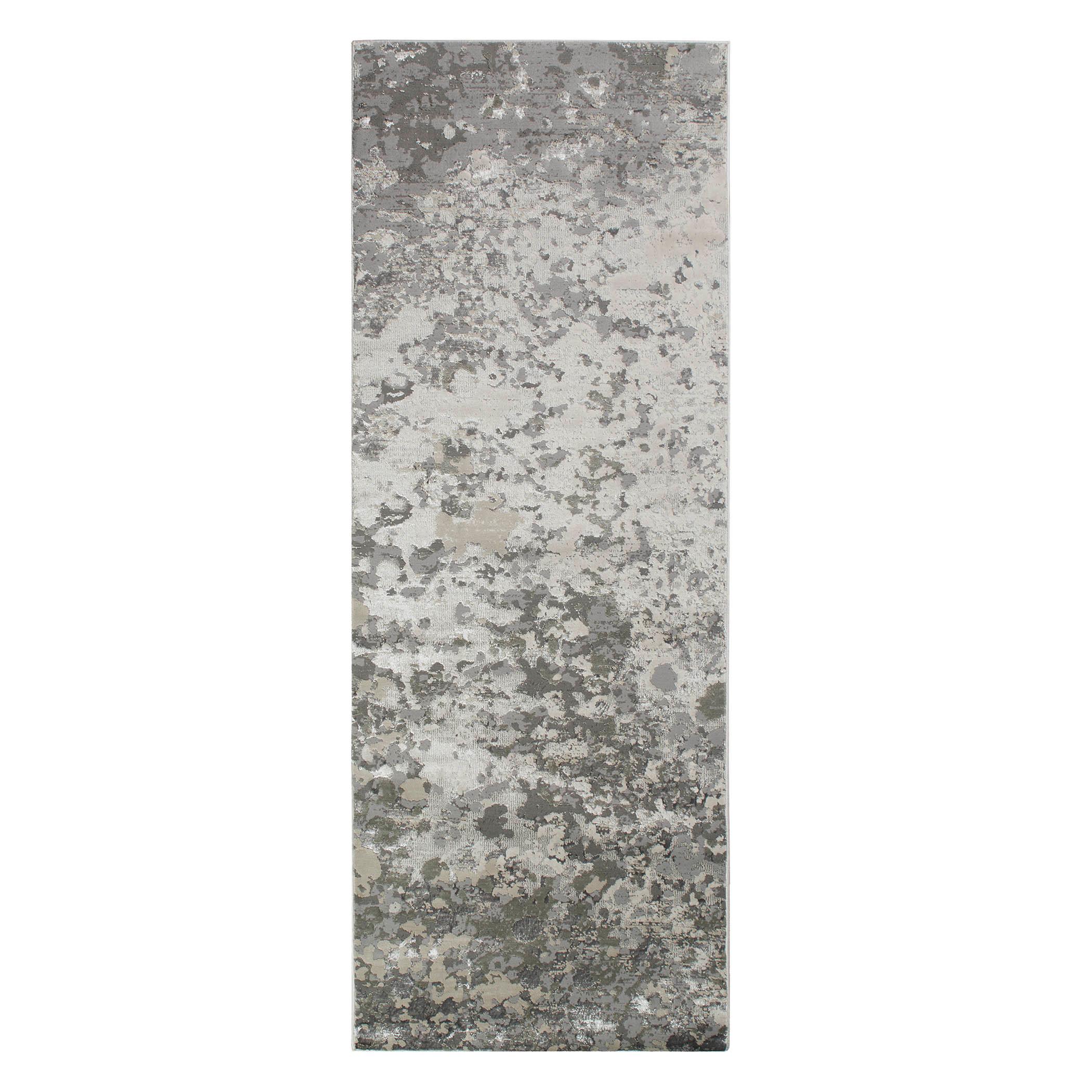 Mercury Rug - Silver