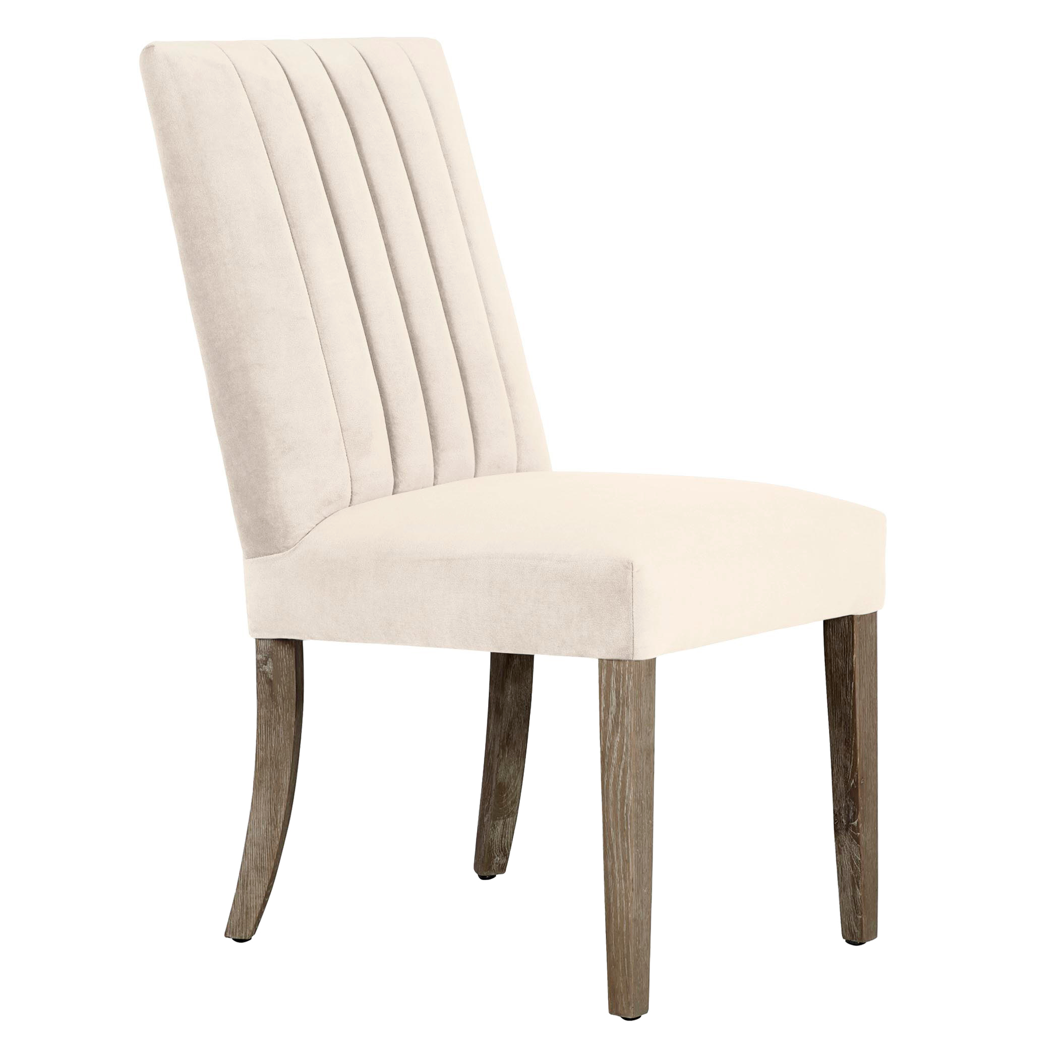 Easton Dining Chair - Natural Grey