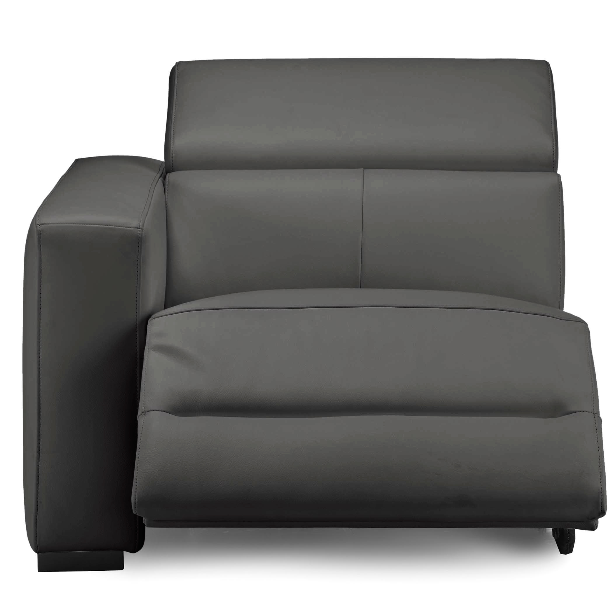 left arm facing chair - power