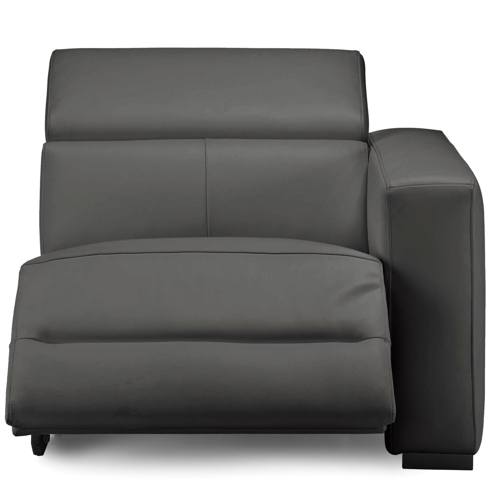 right arm facing chair - power