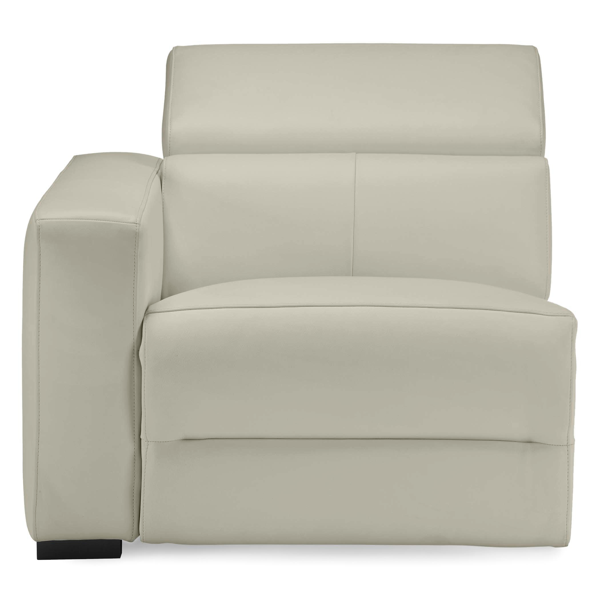left arm facing chair - no power