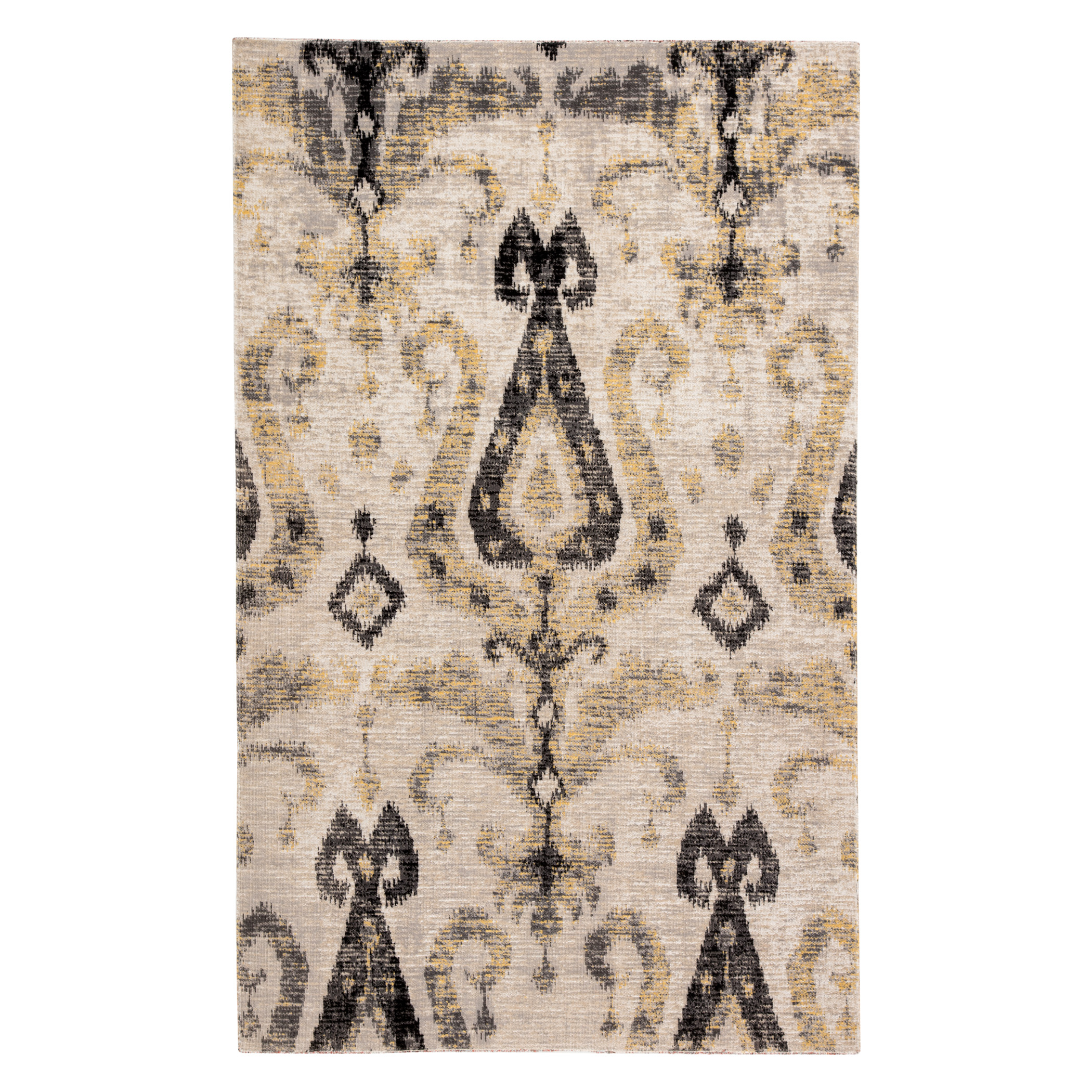 Caddessi Outdoor Rug - Ivory/Gold