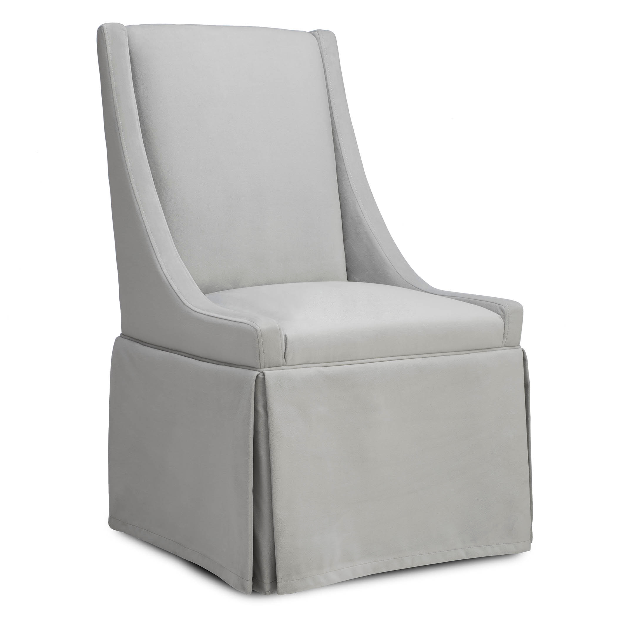 Kendall Skirted Dining Chair