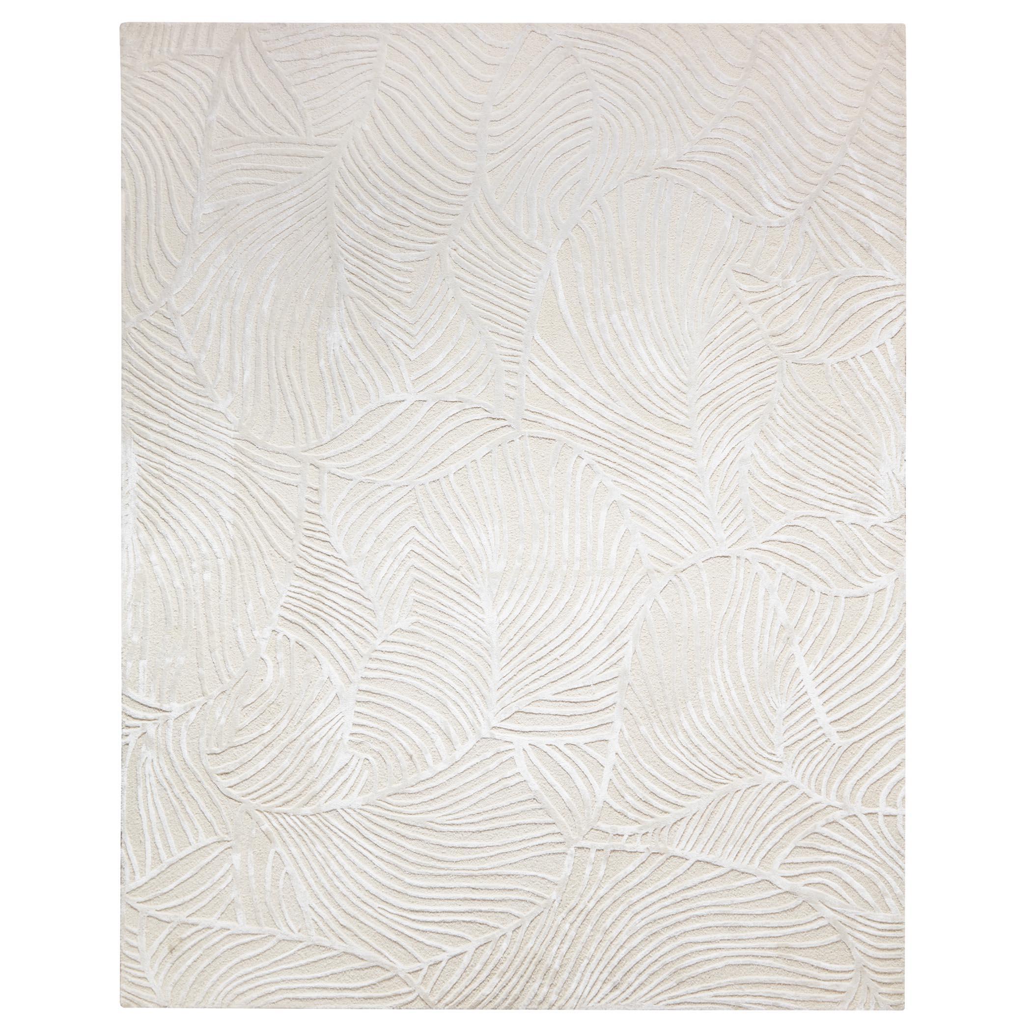 Palm Rug - Ivory