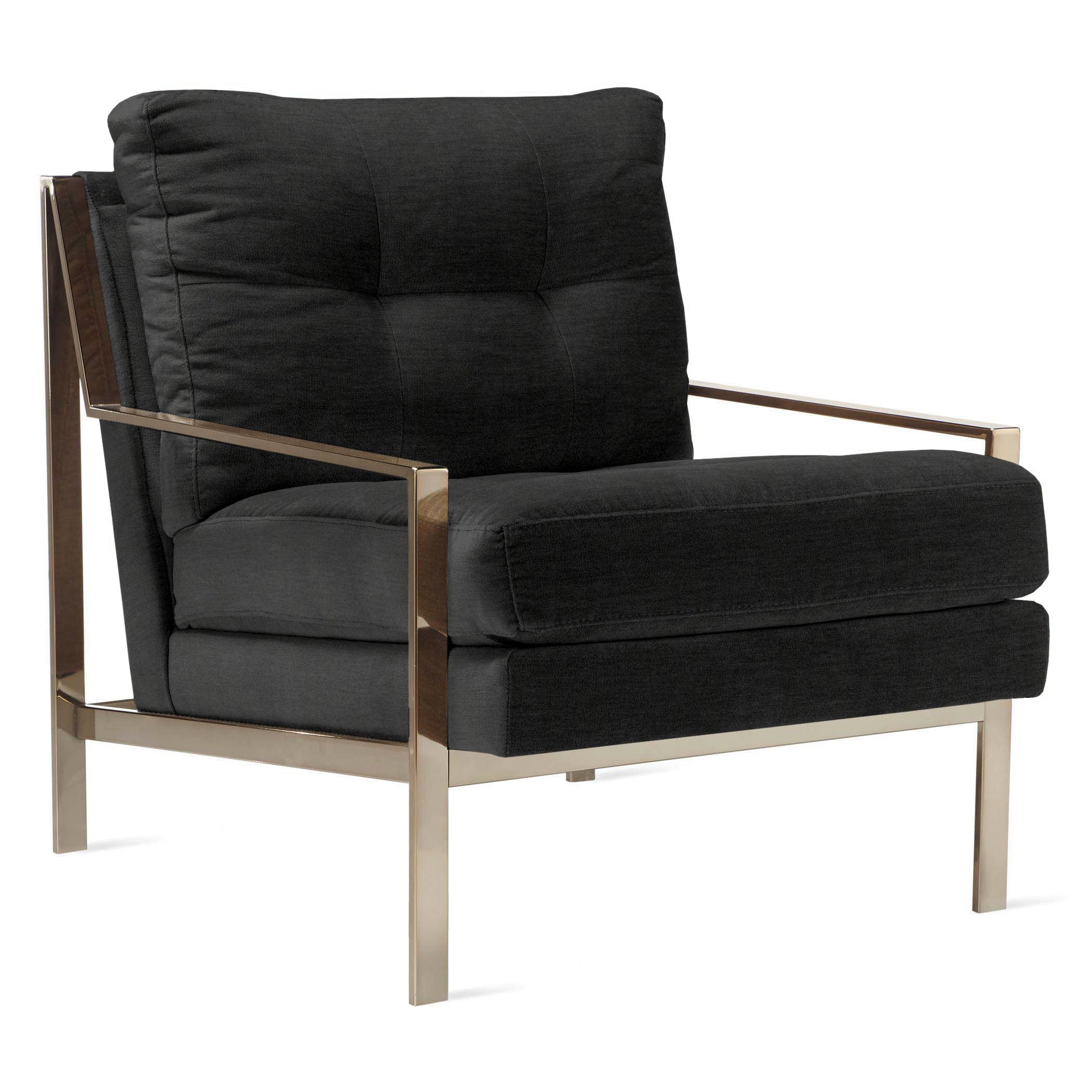 Axel Accent Chair - Champagne