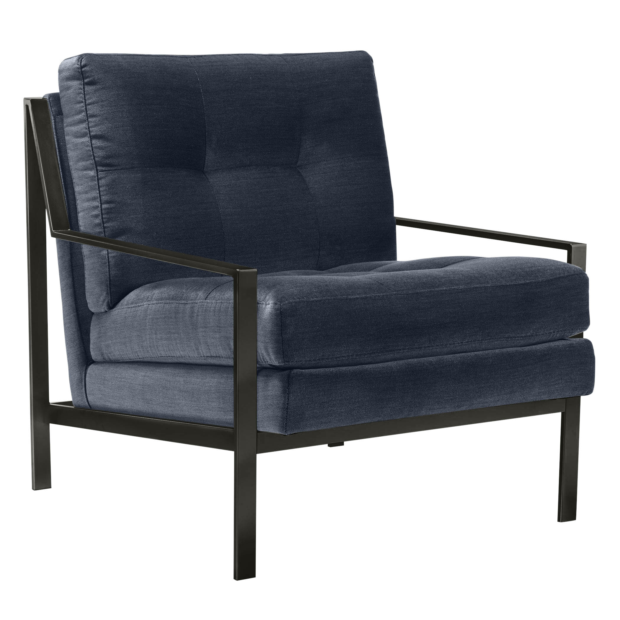 Axel Accent Chair - Black
