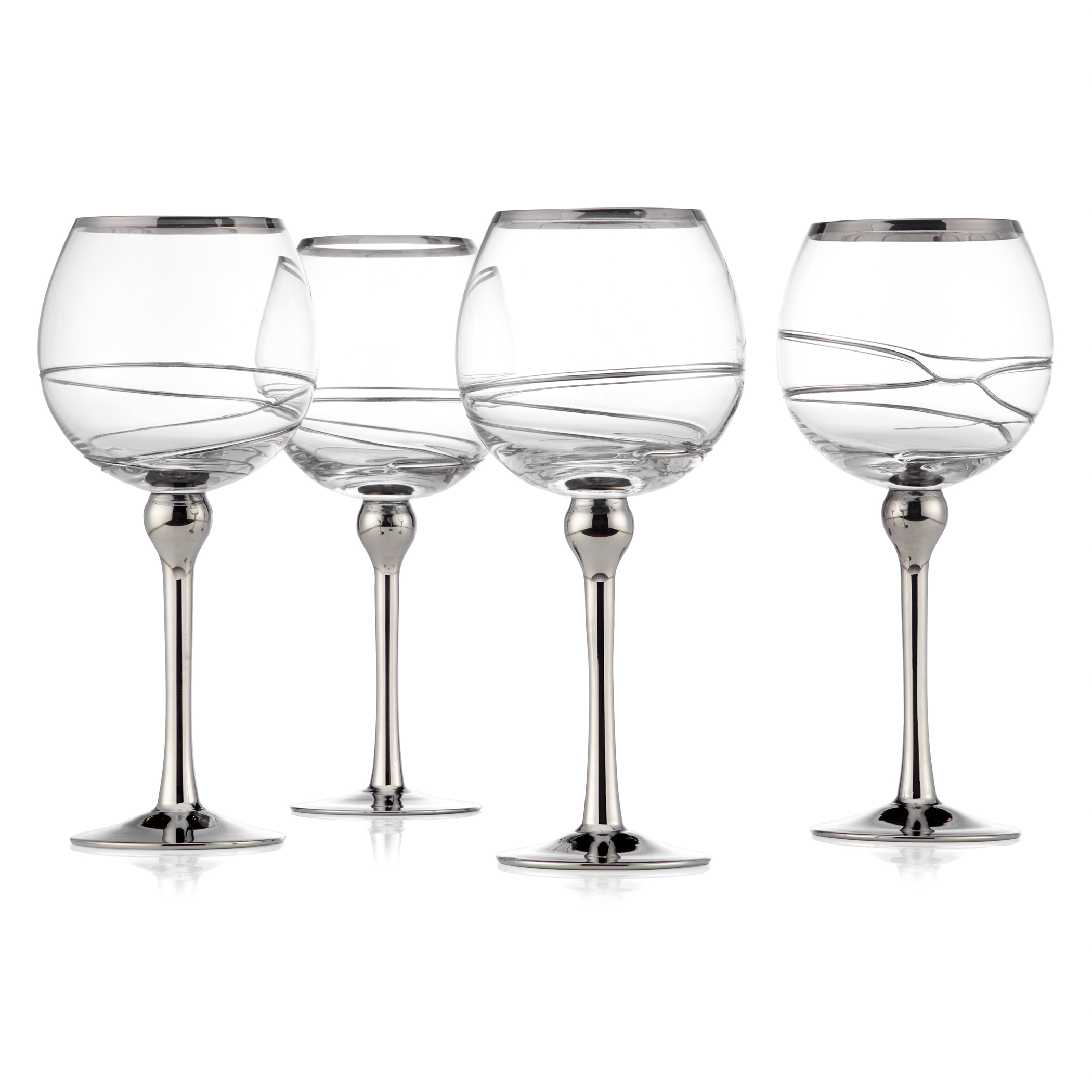 red wine - set of 4