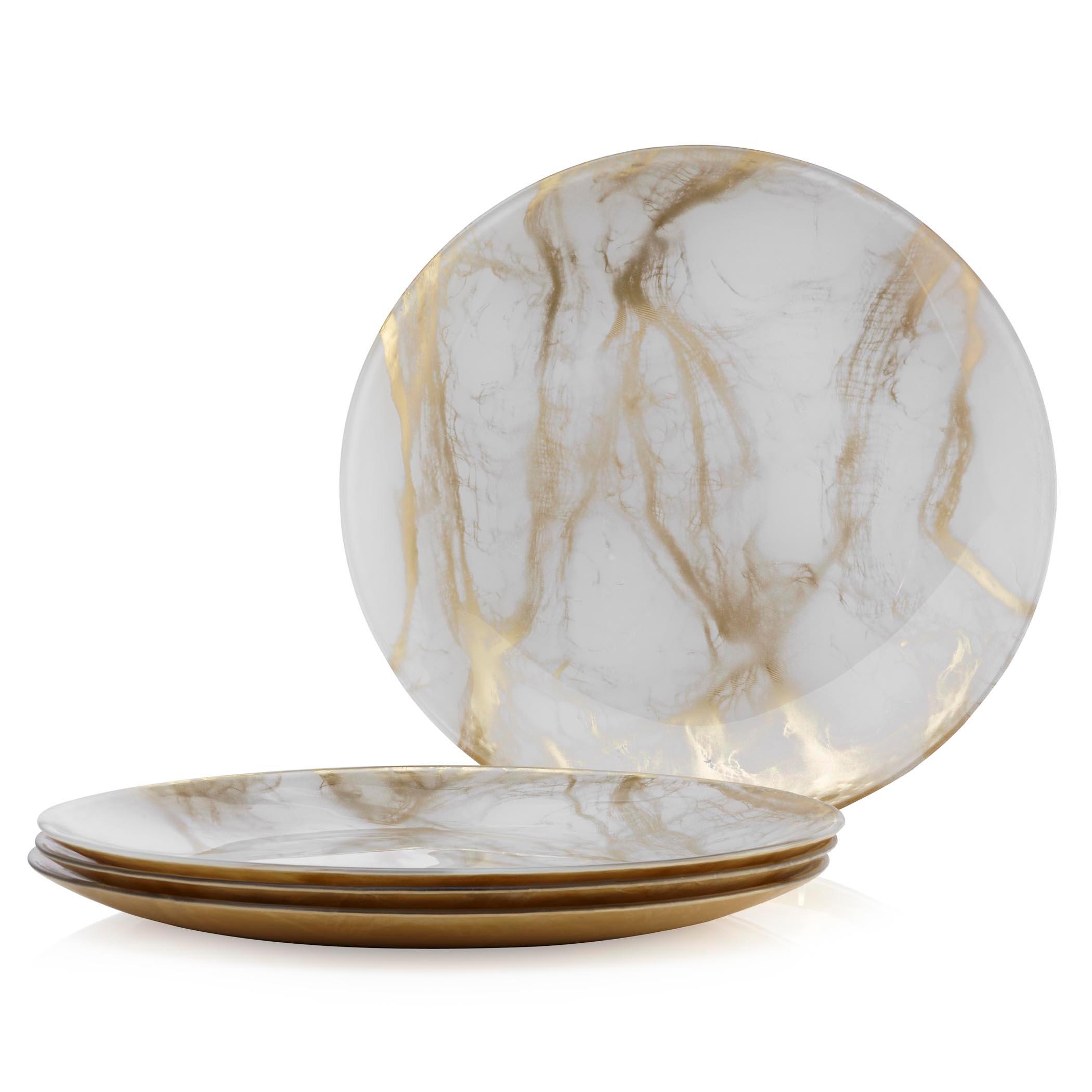 Marble Dinnerware - Sets of 4