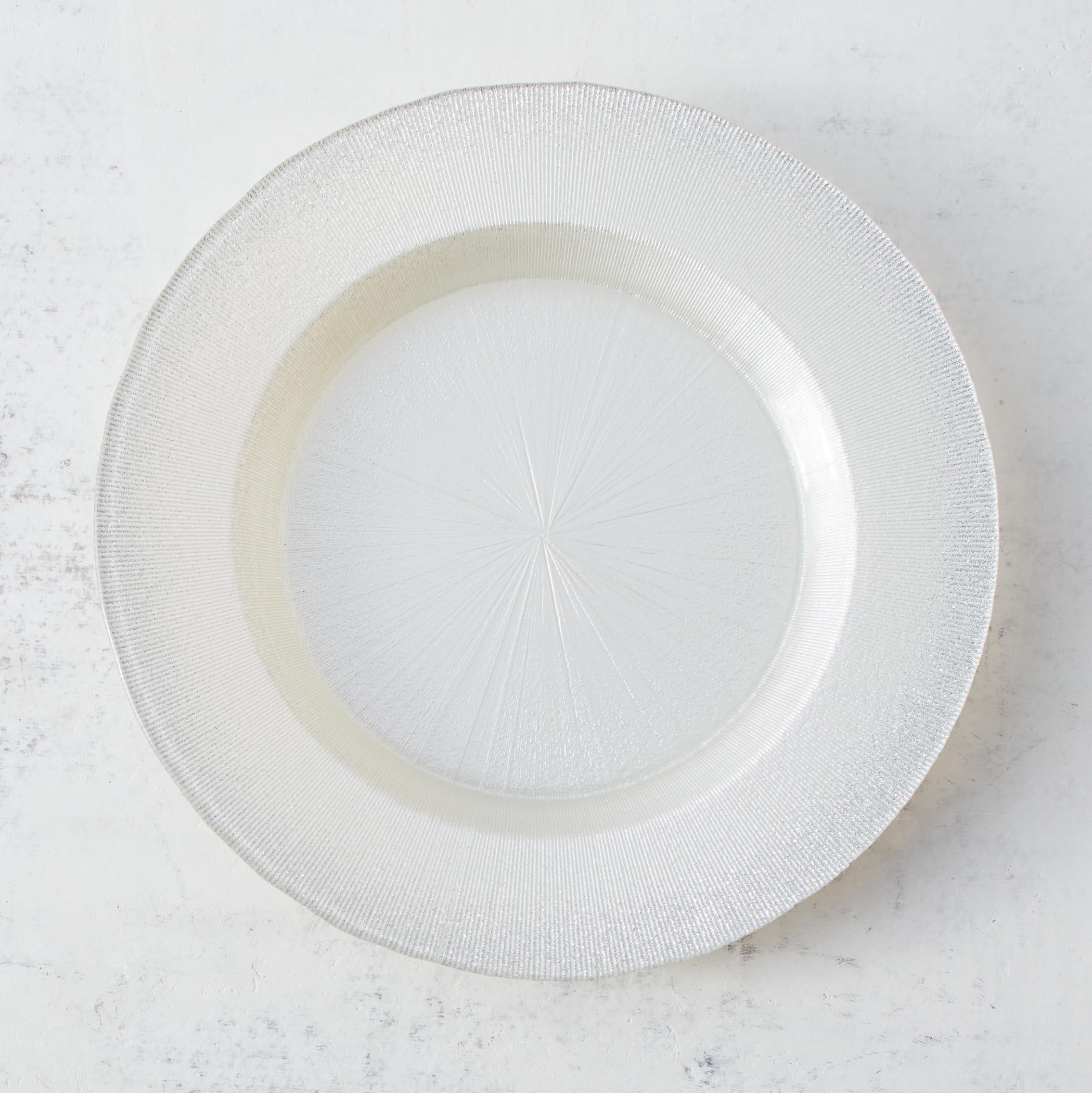 dinner plate - set of 4