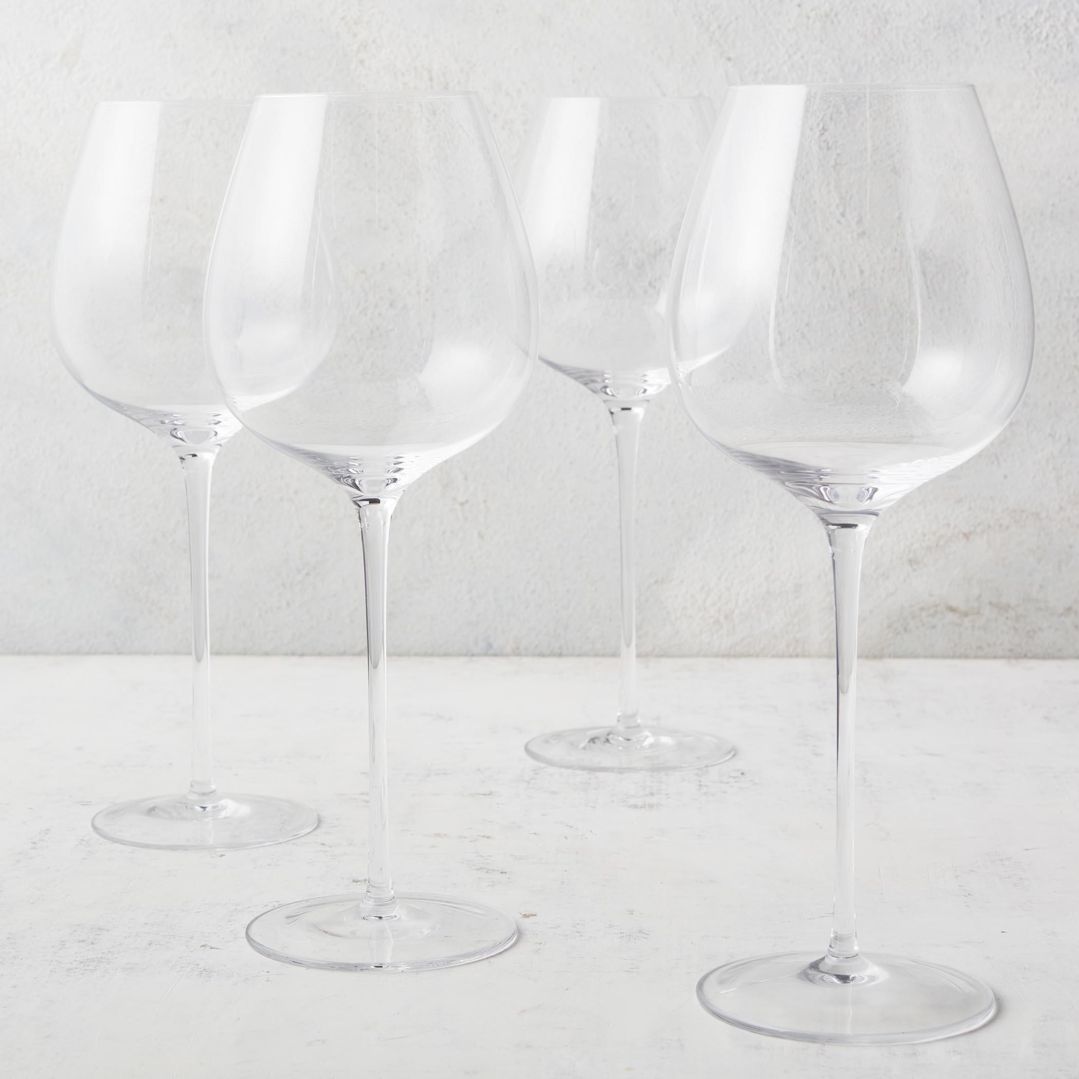 red wine - set of 4