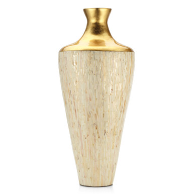 Mother of Pearl Vase