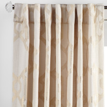 Luxe Panels - Ivory/Gold