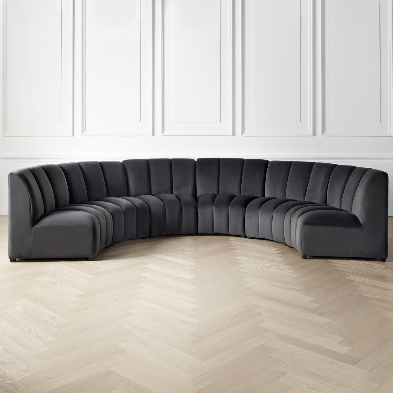 In Stock - Jayce 6 PC Sectional
