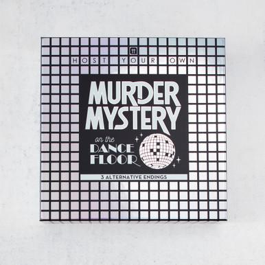 Host Your Own - Murder Mystery Dance Floor