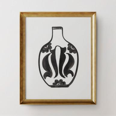 Pattern Bold Vase