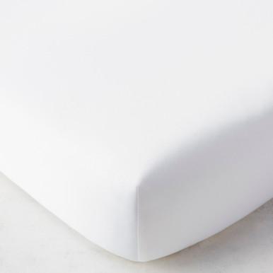 Celest Crib Sheet - Pearl