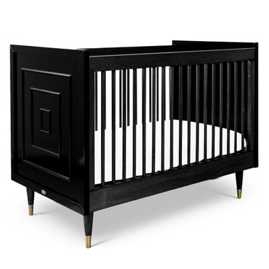 Uptown Crib - Black