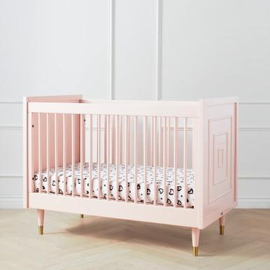 Uptown Crib - Bahama Pink