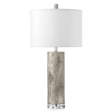 Timber Table Lamp