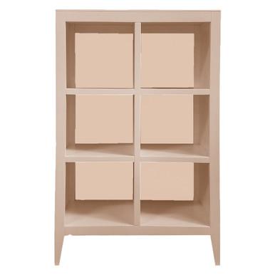 Devon Bookcase - Bahama Pink