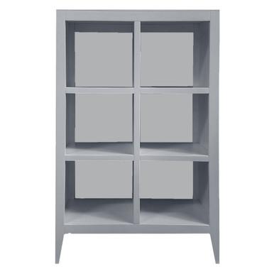 Devon Bookcase - French Grey