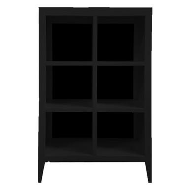 Devon Bookcase - Black