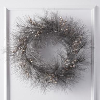 Gilded Pine Wreath
