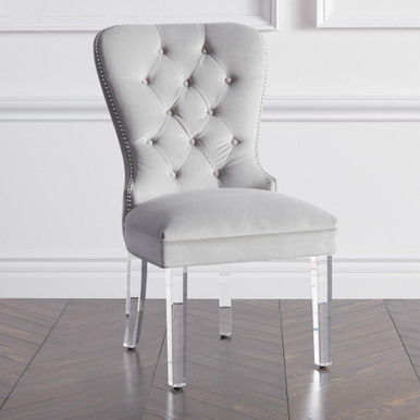 Charlotte Dining Chair - Acrylic
